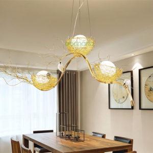Đèn nghệ thuật ECO_DO2013