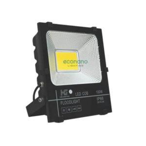 Đèn pha năng lượng 100W-ECOF-01