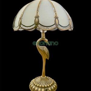 Đèn bàn đồng cổ eco 00995