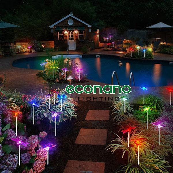 đèn trang trí sân vườn hải phòng