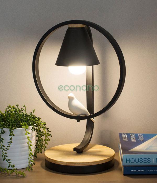 Đèn bàn phòng ngủ eco 001
