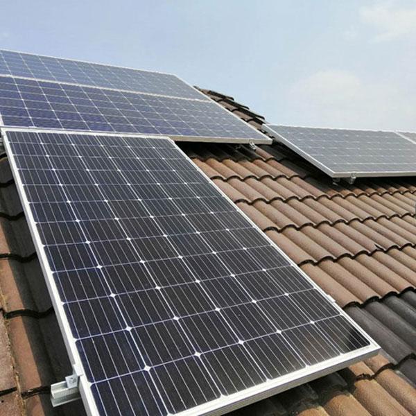 đơn vị thi công điện mặt trời áp mái uy tín