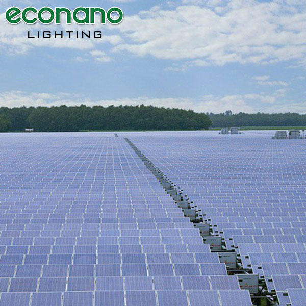 thi công điện mặt trời áp mái cho doanh nghiệp