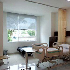 hệ thống ánh sáng bệnh viện tại hải phòng