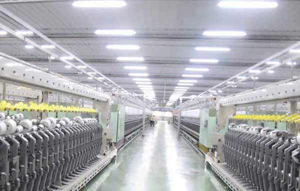 nâng cấp hệ thống ánh sáng nhà xưởng chất lượng hải phòng