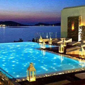 đèn ngoại cảnh bể bơi hải phòng