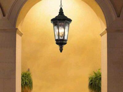 đèn trang trí mái vòm hải phòng