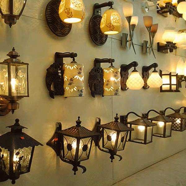 đèn trang trí showroom giá rẻ ở hải phòng