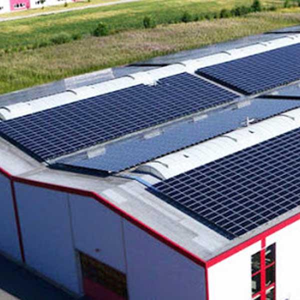 điện mặt trời áp mái nhà xưởng hải phòng