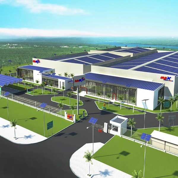 điện mặt trời khu công nghiệp hải phòng