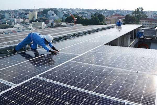 điện năng lượng mặt trời giá rẻ hải phòng