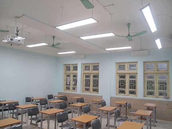 hệ thống ánh sáng học đường hải phòng