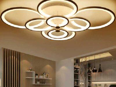 đèn trần trang trí hải phòng