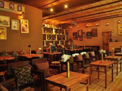 đèn trang trí quán cafe hải phòng